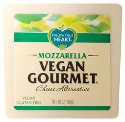 Vegan Gourmet  Mozzarella