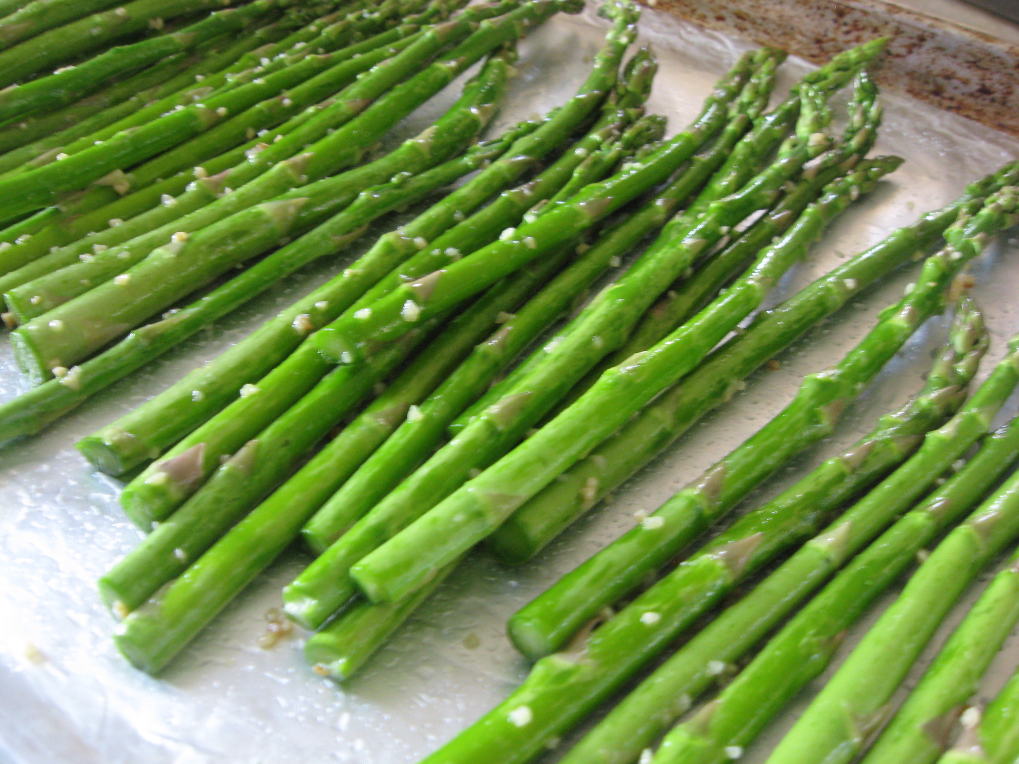 Oven Roasted Asparagus Recipes — Dishmaps