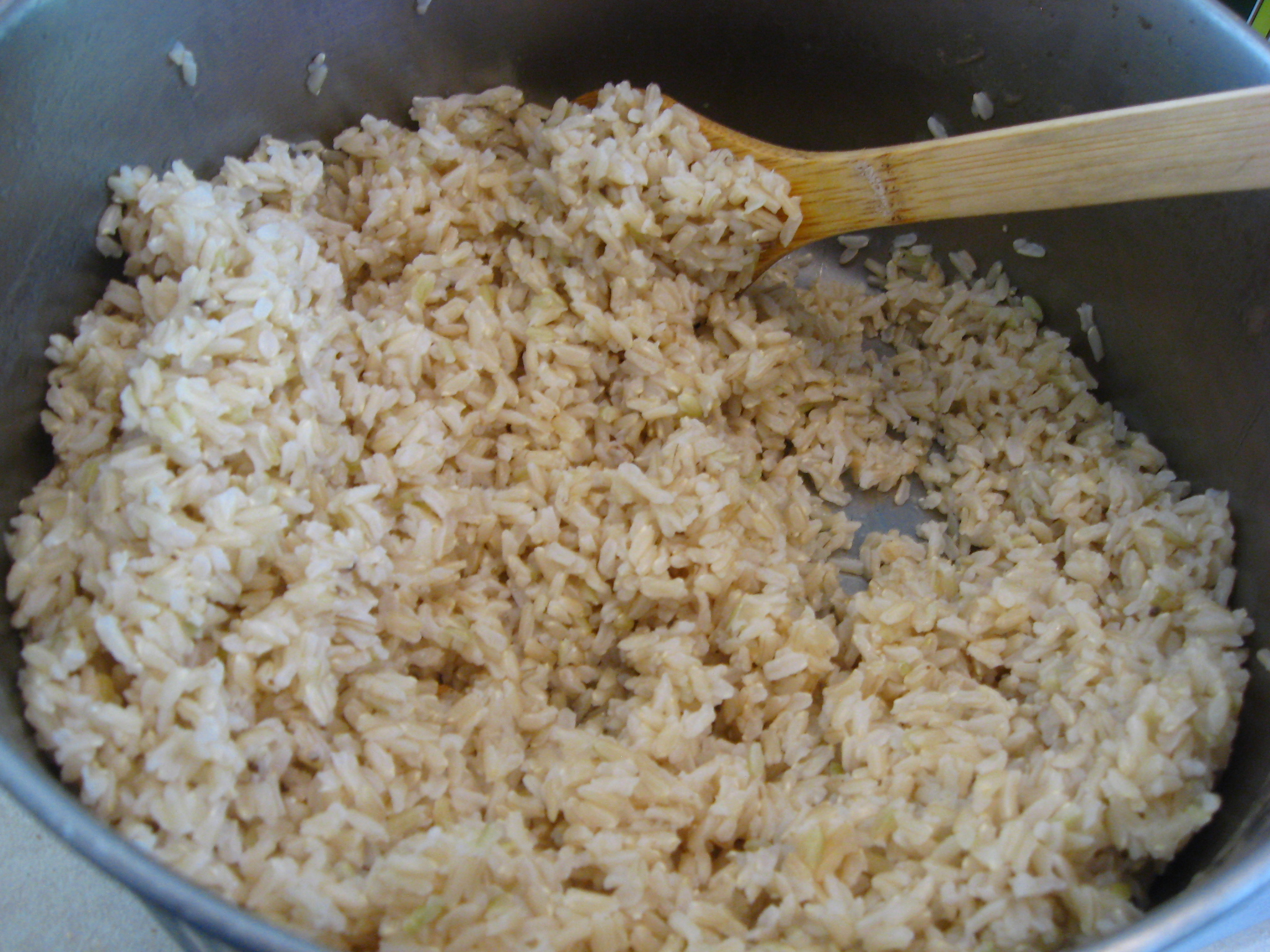 What You End Up With Is Perfectly Cooked, Fluffy Yet Chewy Grains Of Rice I